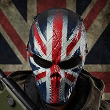 Union Jack BB Mask